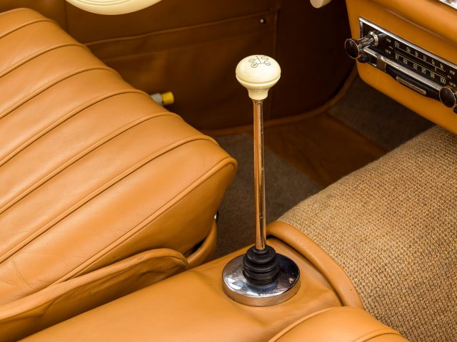 1955 Mercedes-Benz 300 SL Gullwing For Sale By Hyman LTD