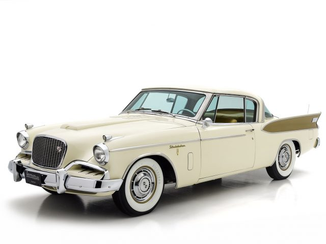 1957 Studebaker Golden Hawk For Sale at Hyman LTD