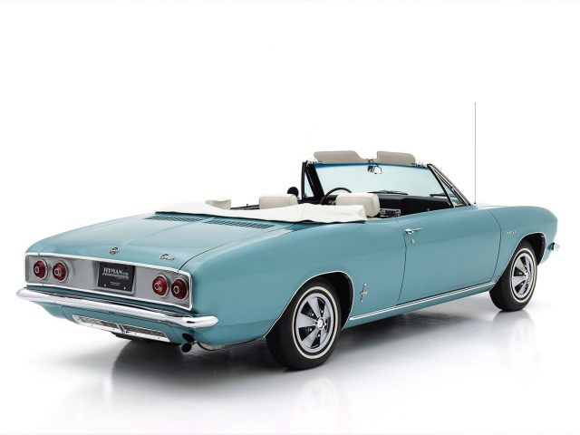 1966 Chevrolet Corvair Corsa Convertible For Sale By Hyman LTD