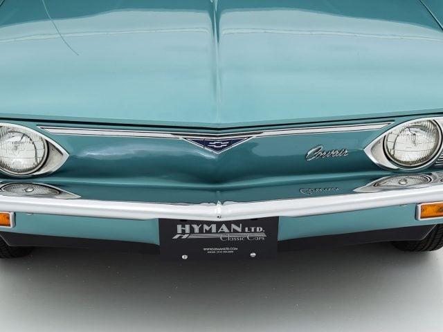 1966 Chevrolet Corvair Corsa Convertible For Sale By Hyman LTD