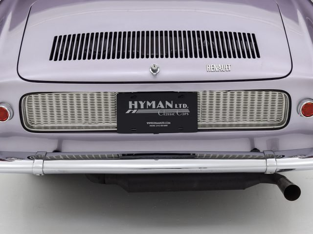 1967 Renault Caravelle S For Sale By Hyman LTD