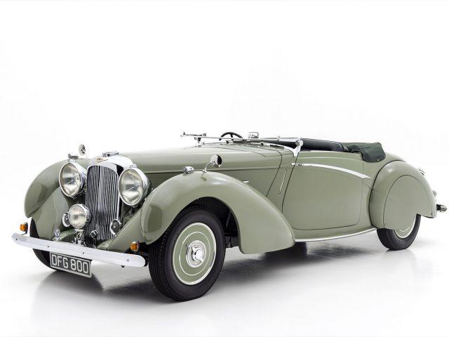 1939 Lagonda LG6 Rapide For Sale at Hyman LTD