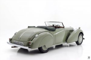1939 Lagonda LG6 Rapide For Sale | Hyman LTD