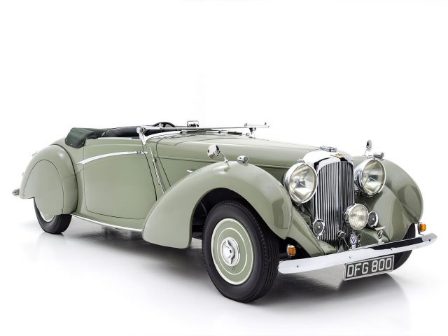 1939 Lagonda LG6 Rapide For Sale at Hyman LTD