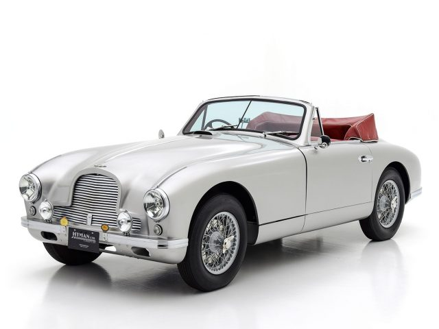 1952 Aston Martin DB2 Drophead Coupe For Sale at Hyman LTD