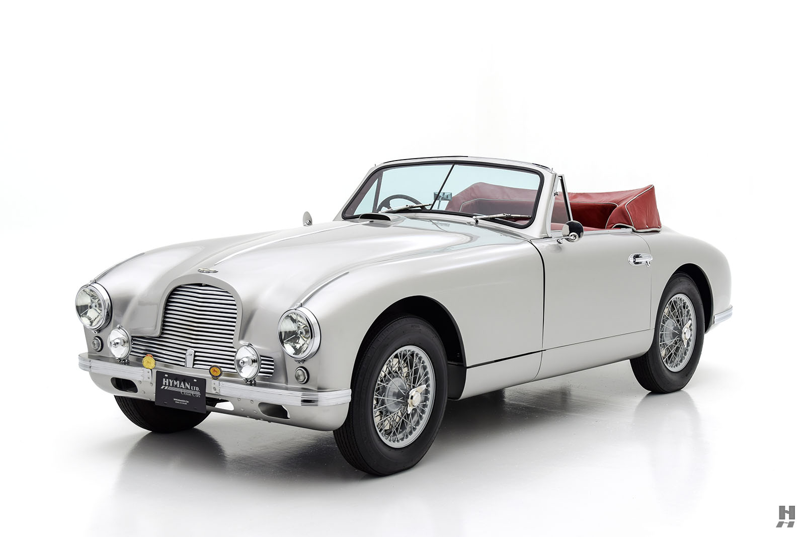 1952 aston martin db2 drophead coupe for sale hyman classic cars rh hymanltd com