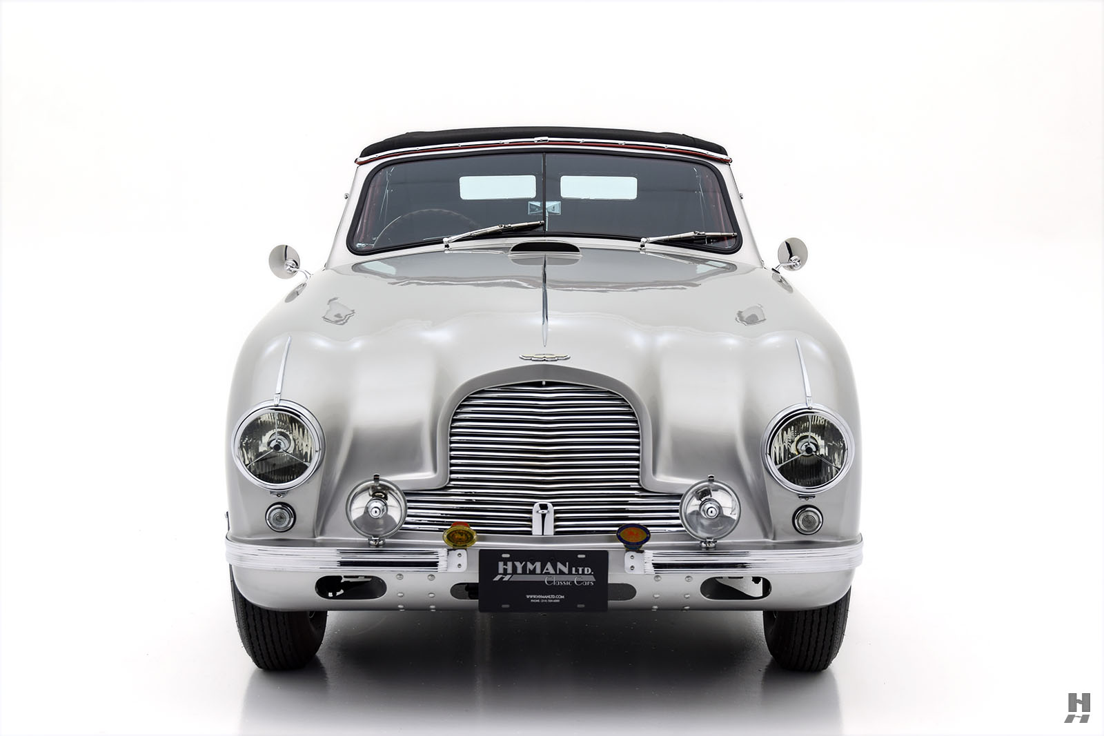 ... 1952 Aston Martin DB2 Drophead Coupe For Sale At Hyman LTD ...