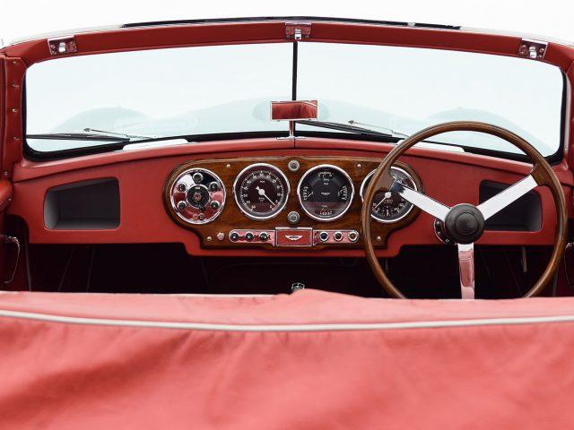 1952 Aston Martin DB2 Drophead Coupe For Sale at Hyman LTD