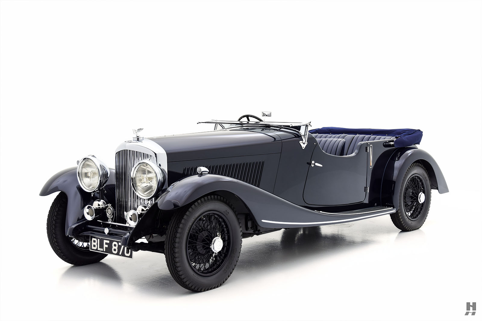 1934 Bentley 3 1/2 Liter Tourer For Sale By Hyman LTD