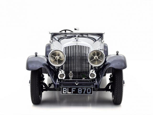 1934 Bentley 3 1/2 Liter Tourer For Sale By Hyman LTD