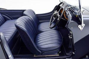 1934 Bentley 3 1/2 Litre Tourer by Vanden Plas For Sale   Hyman LTD