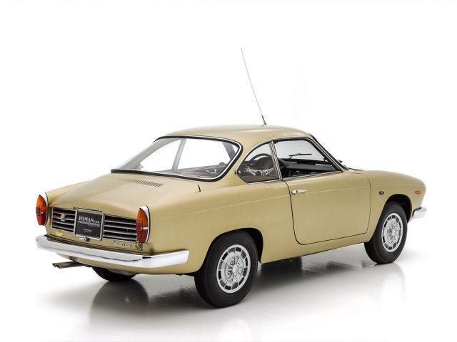 1961 Cisitalia-Abarth 850 Scorpione Coupe For Sale at Hyman LTD