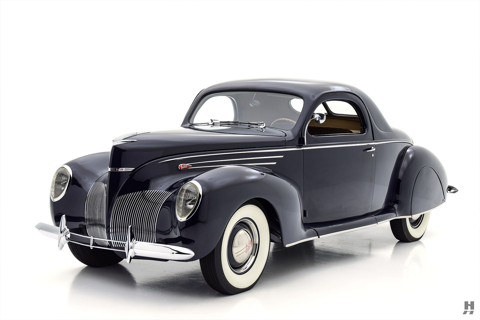 1939 Lincoln Zephyr Coupe For Sale Lincoln Zephyr Coupe Classic Car