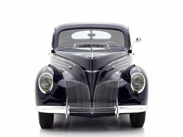 Buy 1939 Lincoln Zephyr Coupe Classic Car