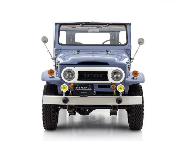 1968 Toyota FJ40 Land Cruiser For Sale