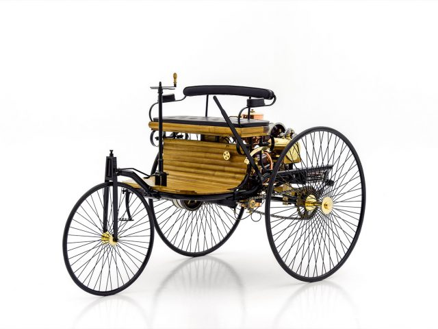 1886 Benz Patent Wagon For Sale at Hyman LTD