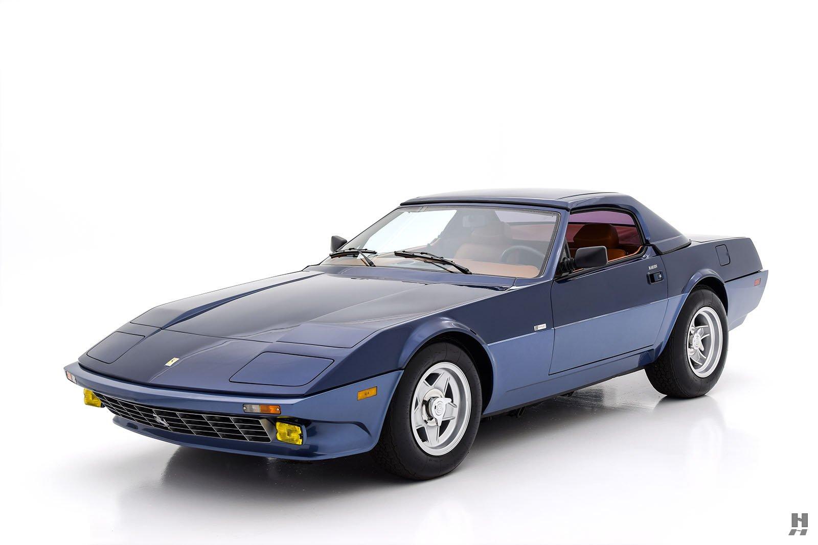 1971 Ferrari 365 GTB/4 NART Spyder For Sale at Hyman LTD