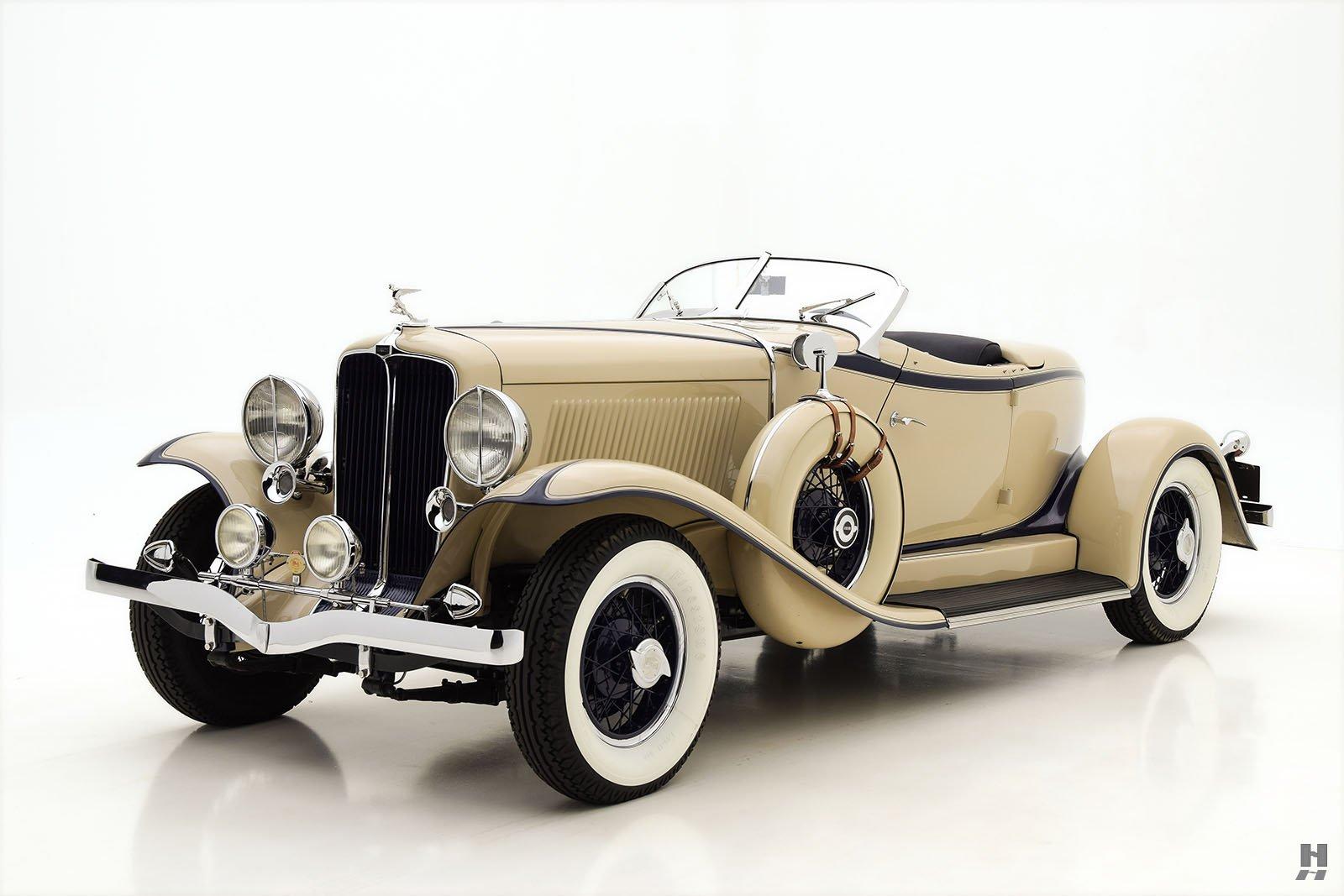 1931 Auburn 8-98 Speedster For Sale | Buy Classic Cars | Hyman LTD