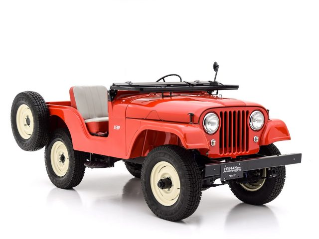 1959 Jeep CJ5 For Sale at Hyman LTD