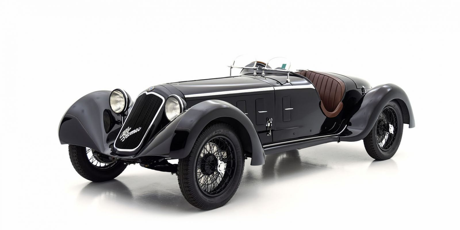 1929 Alfa Romeo 6C 1750SS For Sale at Hyman LTD