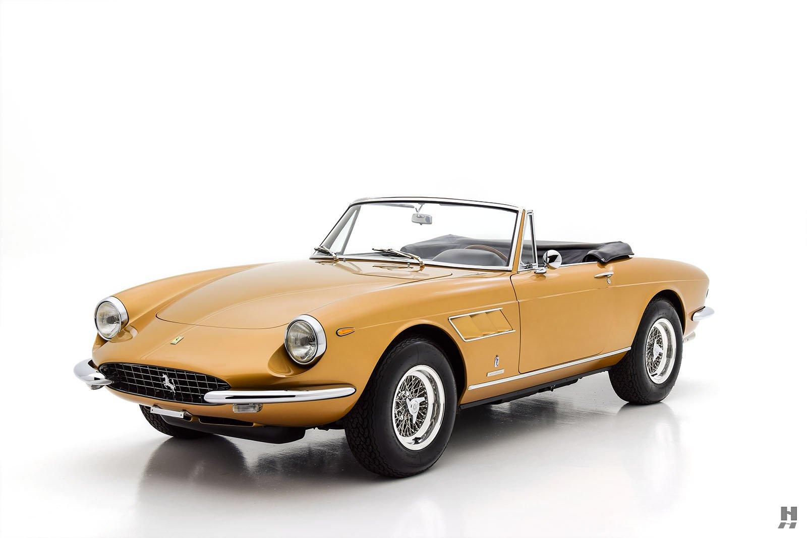 1967年 フェラーリ 330 GTS