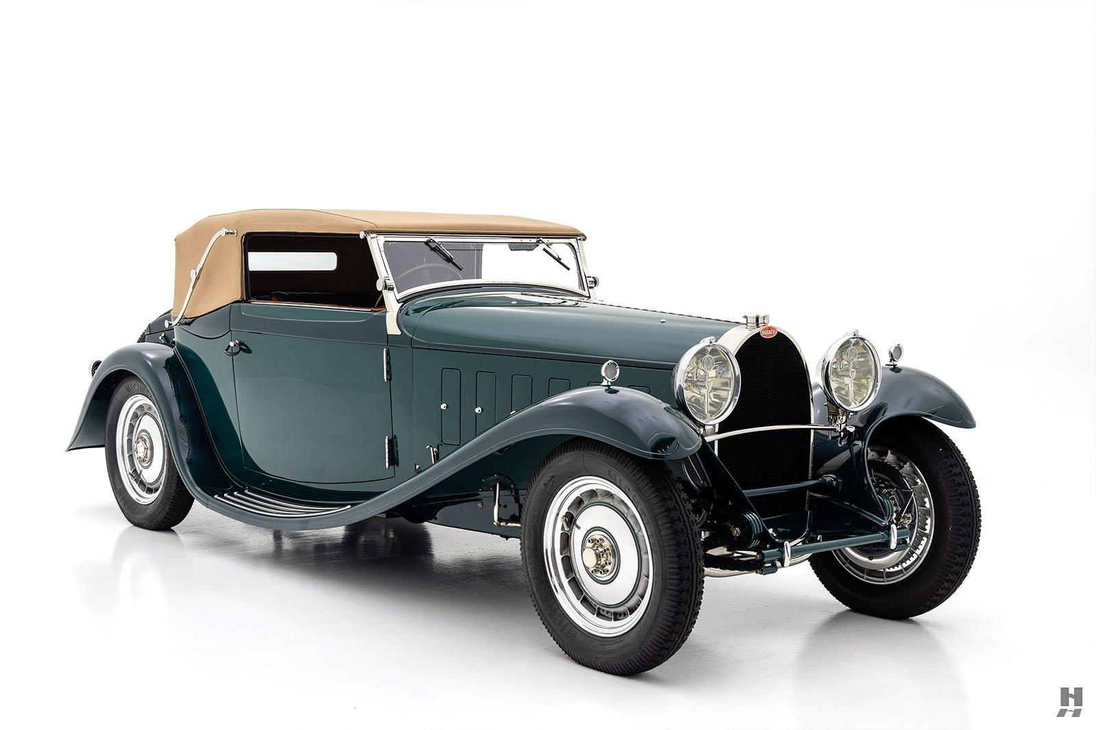 1929 Bugatti Type 46 Cabriolet For Sale | Hyman LTD