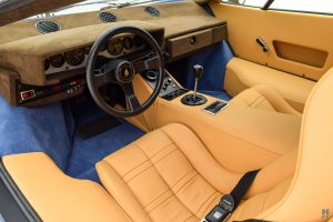 1975 Lamborghini Countach LP400 For Sale at Hyman LTD