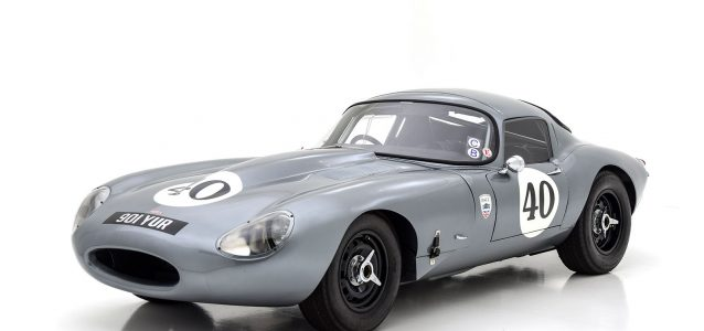 "1962 Jaguar E Type ""Low Drag"" Coupe For Sale at Hyman LTD"