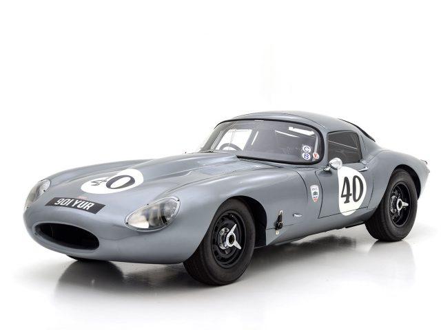 """1962 Jaguar E Type """"Low Drag"""" Coupe For Sale at Hyman LTD"""