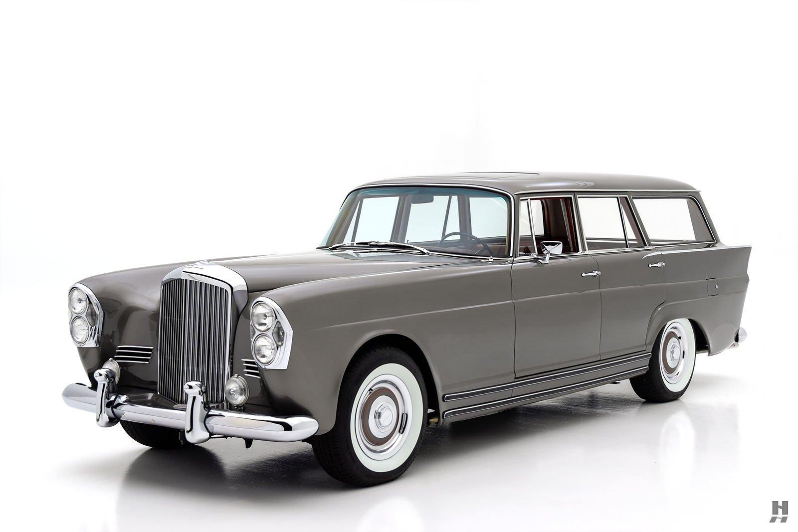 1960 Bentley S2 Wendler Shooting Brake For Sale at Hyman LTD