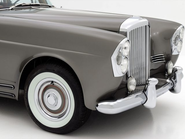 1960 Bentley S2 Wendler Shooting Brake For Sale at Hyman LTD