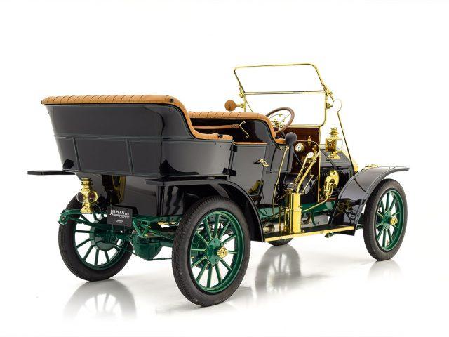 1907 Thomas-Detroit Model C Tourer For Sale at Hyman TD
