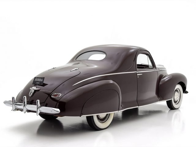 1940 Lincoln Zephyr Coupe For Sale at Hyman LTD