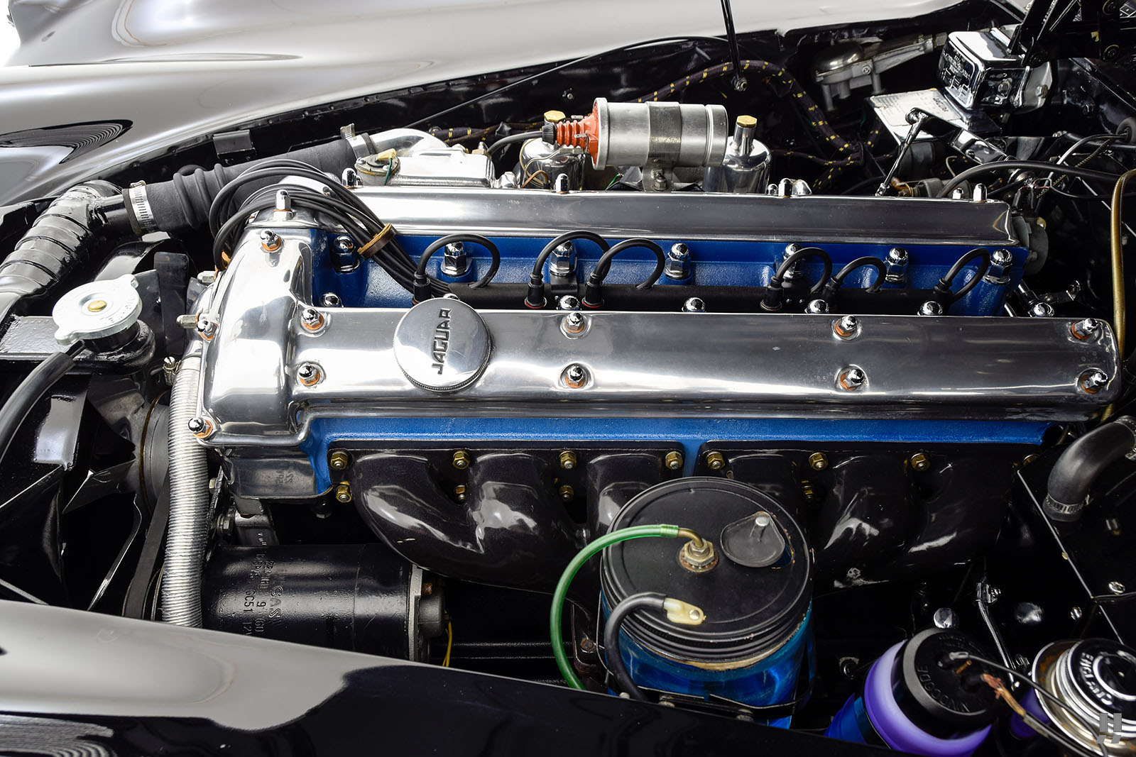 1960 Jaguar Xk150 38 Fixed Head Coupe Hyman Ltd Classic Cars 1960s