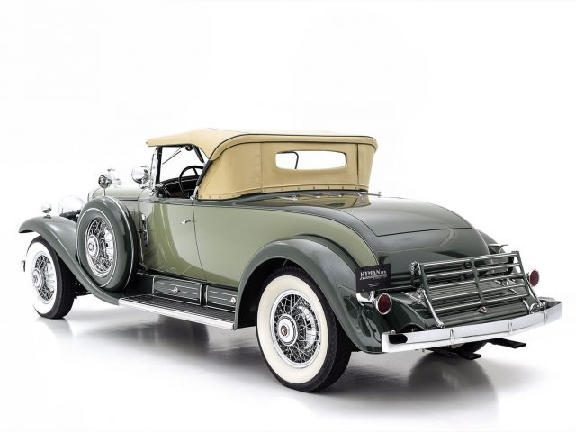 1930 Cadillac V-16 Roadster For Sale at Hyman LTD