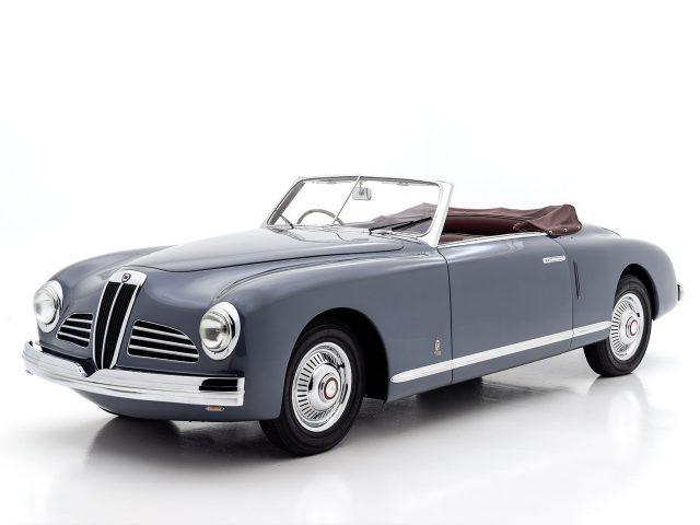 1946 Lancia Aprilia Pinin Farina Cabriolet For Sale at Hyman LTD