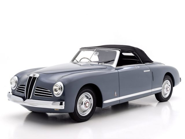 1946 Lancia Aprilia Pinin Farina Cabriolet For Sale at Hyman LTD