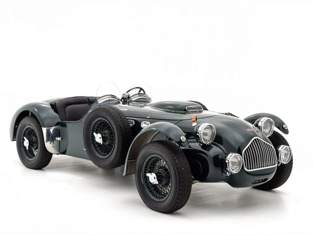 1952 Allard J2X Roadster For Sale a Hyman LTD