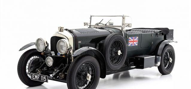 1936 Bentley 4.5 Tourer For Sale at Hyman LTD