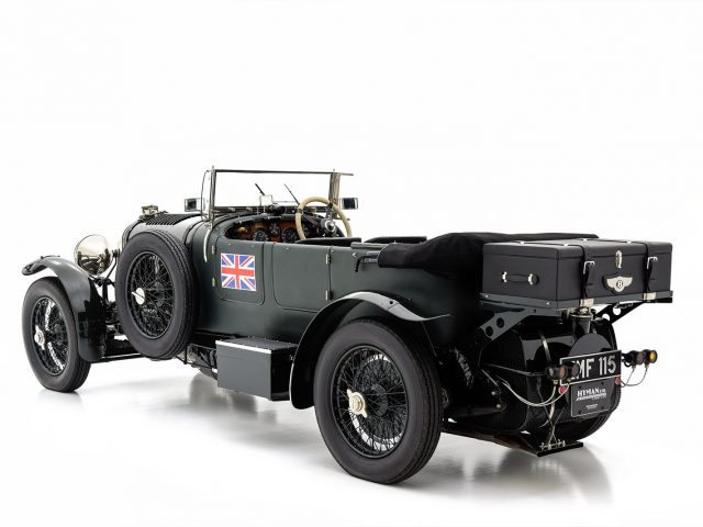1936 Bentley 4.5 Tourer For Sale at Hyman LTD