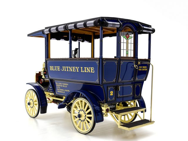 1912 Little Giant Model D Bus For Sale at Hyman LTD