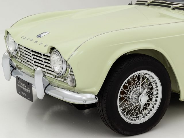 1965 Triumph TR4 Roadster For sale at Hyman LTD