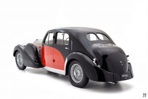 1935 Bugatti Type 57 Galibier Saloon For Sale at Hyman LTD