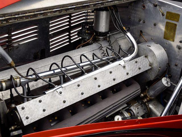 1935 Bugatti Type 57 Galibier Saloon For Sale at Hyman LTD