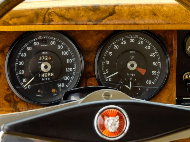 1963 Jaguar Mark II 3.8 Saloon For Sale at Hyman LTD