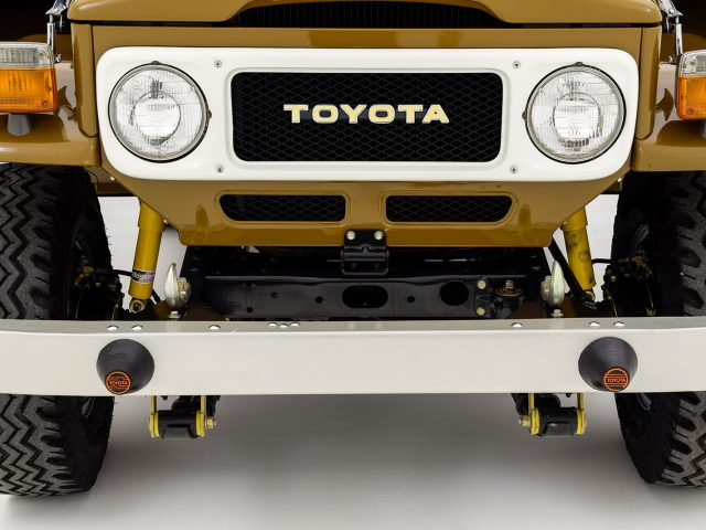 1981 Toyota FJ40 For Sale at Hyman LTD