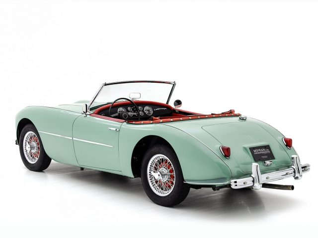 1955 Swallow Doretti Roadster For Sale at Hyman LTD