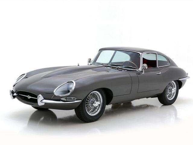 1963 Jaguar XKE Coupe For Sale at Hyman LTD