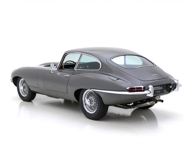 1963 Jaguar XKE Coupe For Sale at Hyman LTD
