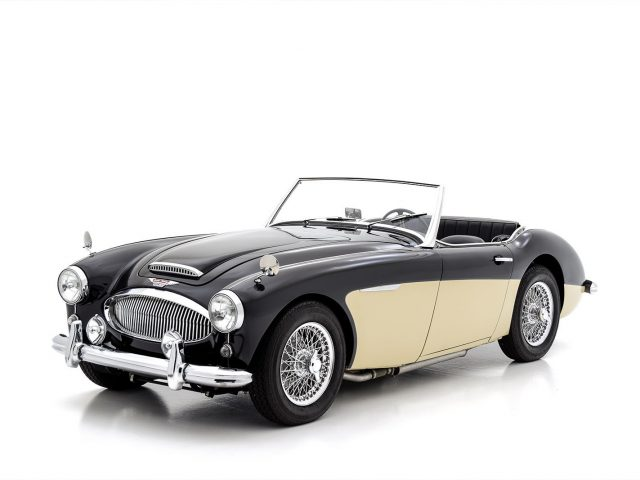 1962 Austin Healey 3000 MK II Roadster For Sale at Hyman LTD